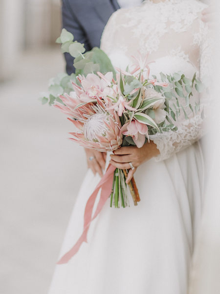 Bouquet protee