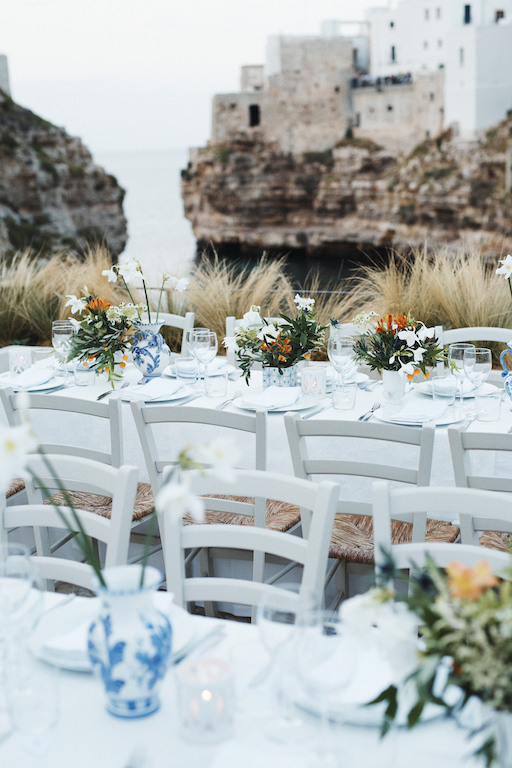 Wedding in Polignano a Mare,   Cala Porto