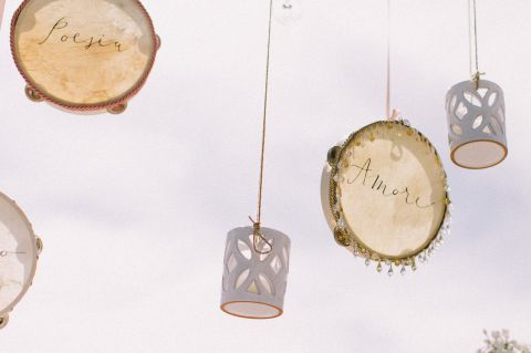 idea originale matrimonio a tema amore