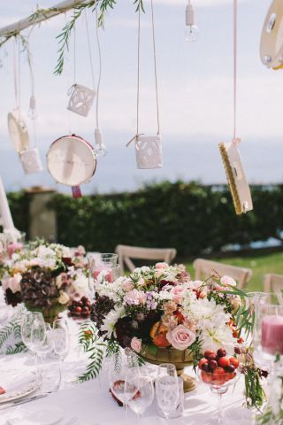 wedding decor idea for southern wedding in october