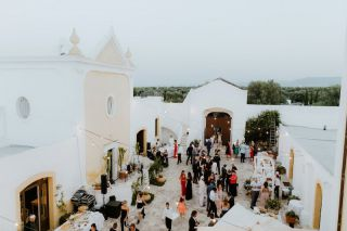 wedding in southern Italy