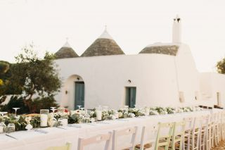 decorazioni per matrimonio in masseria