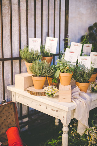 table plan for rustic wedding