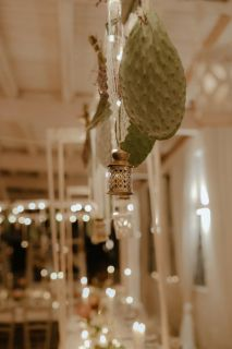 hanging decorations for wedding
