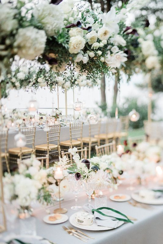 luxury wedding design by sposiamovi