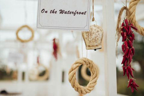 Decorazioni matrimonio a tema