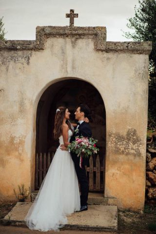 Location matrimonio rustic-chic in Puglia