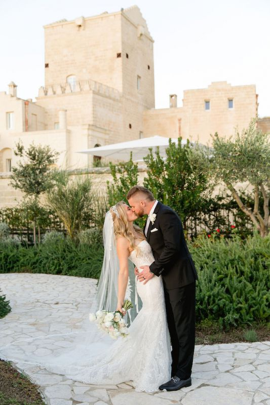 Wedding in Masseria Fortificata San Francesco, Matera