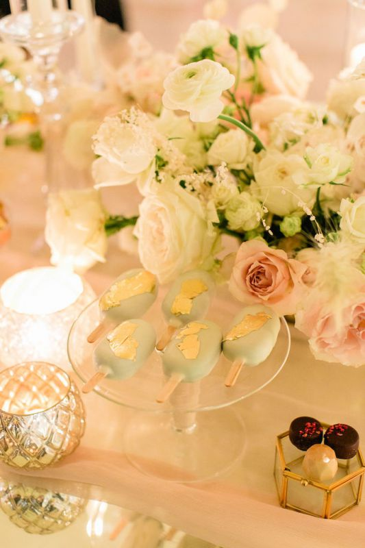 Sweet table inspiration for wedding by Marco Failla