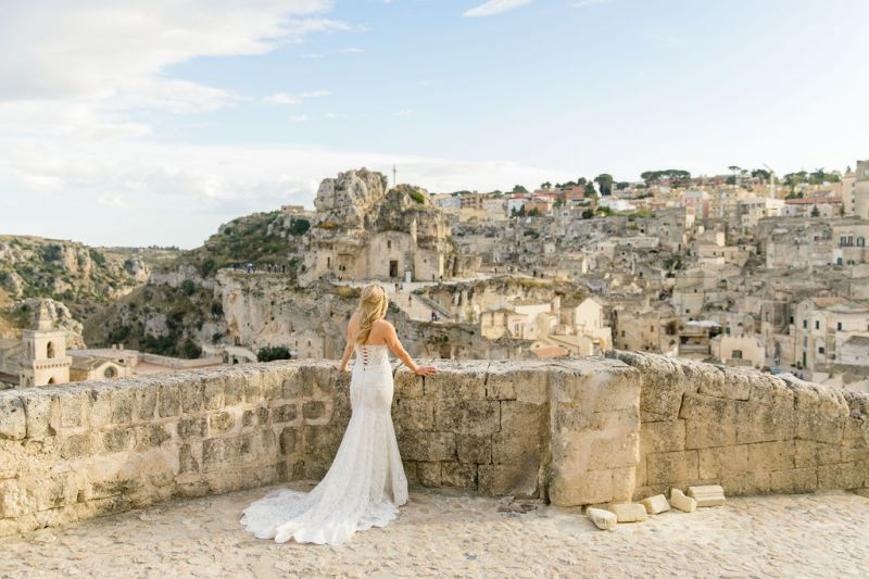 Wedding in Matera