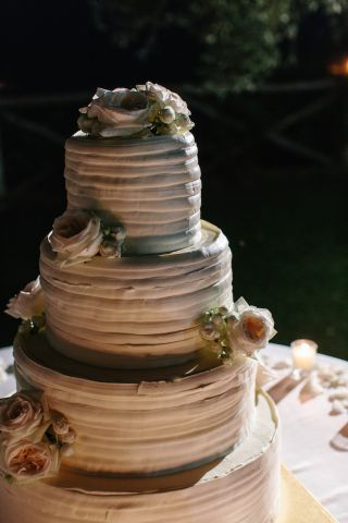 wedding cake bianca