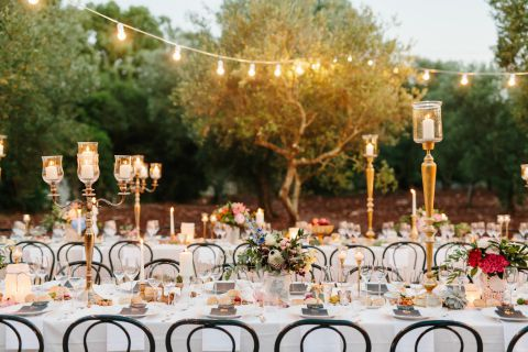 rustic chic wedding venue, Puglia