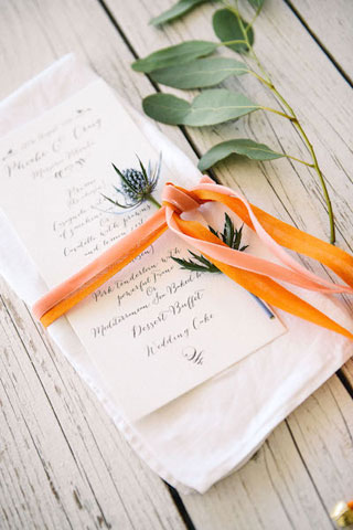 napkin lace for wedding