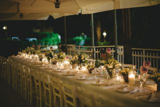 wedding reception in Tenuta Monacelle