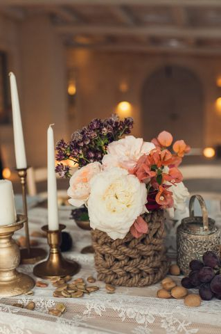 wedding details for flower decorations