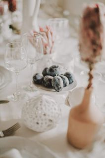 apulian stuff for wedding centerpieces