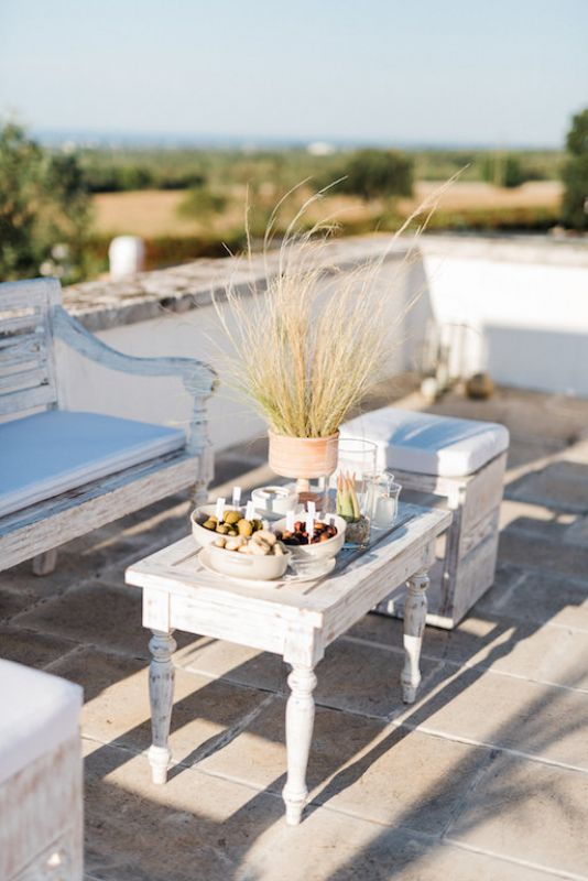 Fiori per matrimonio a Masseria Le CarrubeFlowers for wedding at Masseria Le Carrube, Puglia